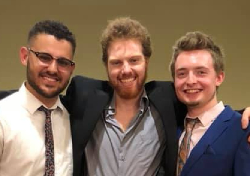 The Will Kjeer Trio, winners of the 2018 competition
