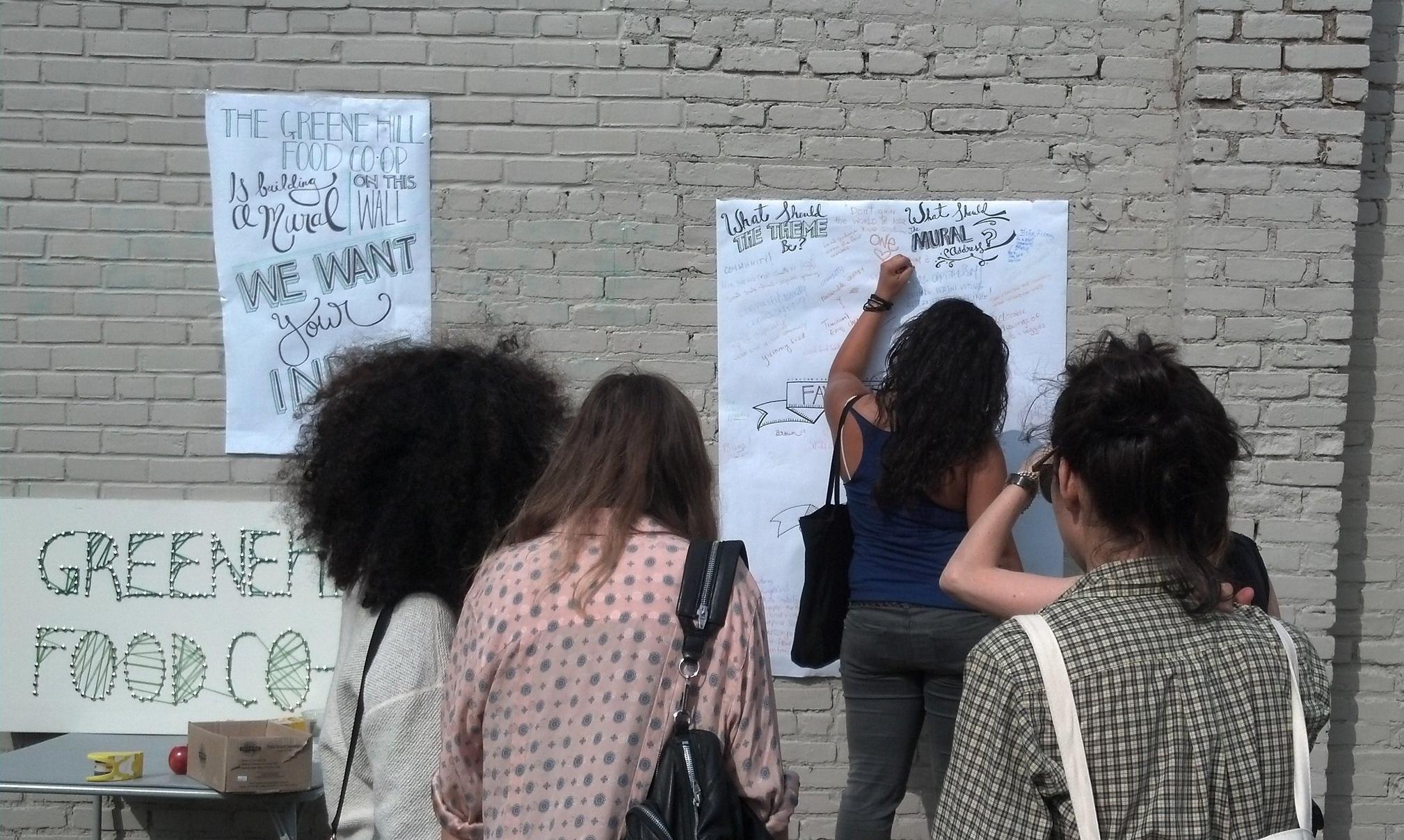 A Brooklyn Mural - Brooklyn Arts Council & The NY Department of Cultural Affairs