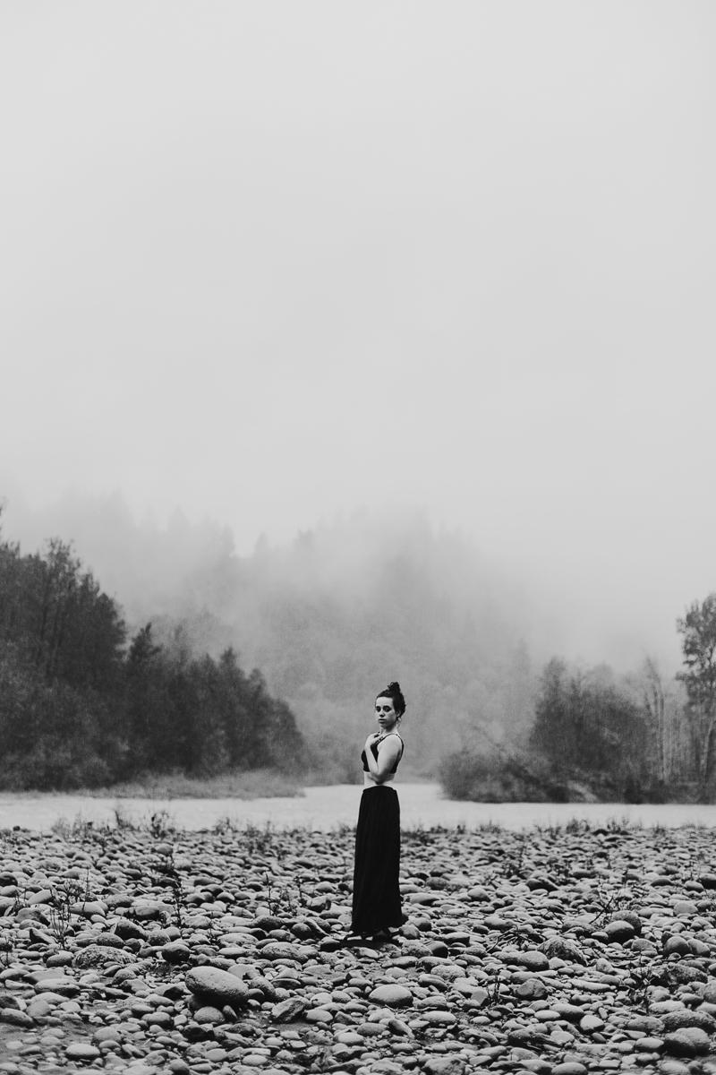 Oxbow Regional Park - Kelcey Olson Photography - Portland, Oregon - Wedding Portrait Elopement Photographer