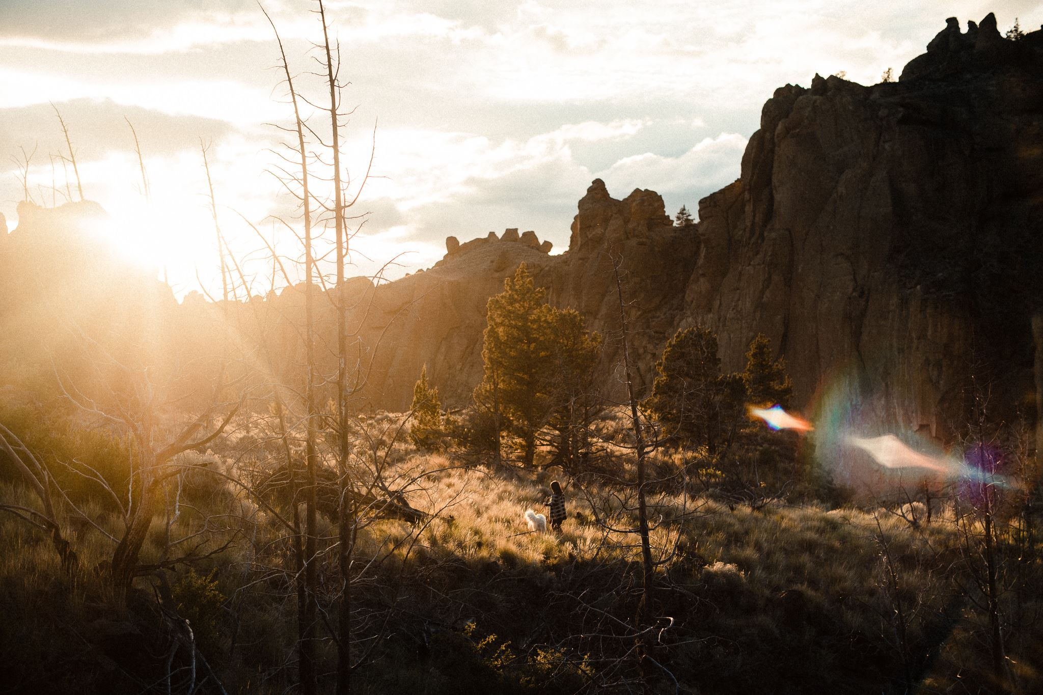 Smith Rock State Park / Photo by   Alfred Tang