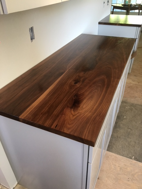 Walnut Counter Tops