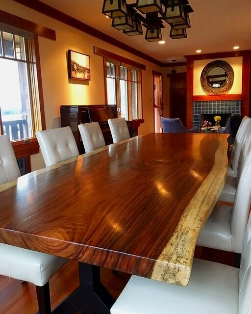 - Elias Furniture collaborates with our clients to enhance their spaces by creating custom furnishings or by working off of their designs and vision. Serving residential and commercial clients, each order is built to the customer's specifications. Elias Furniture works with interior designers, contractors, and the general public to make unique pieces for any space.We welcome inquires, provide prompt estimates, and offer options to work within any budget.As a small business in the greater NYC region, We source materials from local retailers and often use sustainable, locally harvested woods.Instagram: @eliasfurniture
