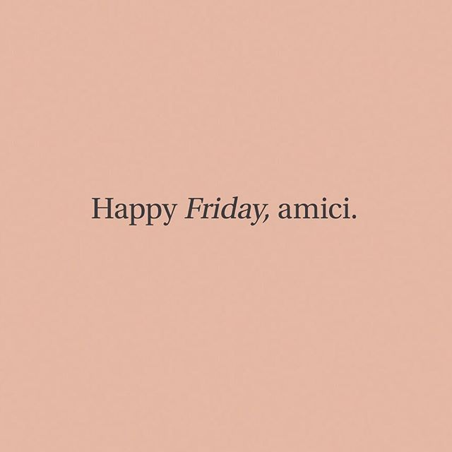 Another week done! Big week in strategy-land for us! Exciting projects (and news) on the way. ⠀ ⠀ Hope everyone kicked appropriate ass. ⠀ Happy Friday, amici!⠀ ⠀ ⠀ ⠀ ⠀ ⠀ ⠀ ⠀ ⠀ #friday #friyay #weekend #relax #fridaydrinks #beer #wine #pub #agency #sydney #surryhills #goodtype #design #typography #type #font #typeface #amici  #PassionDrivenDesign #AmicoAgency