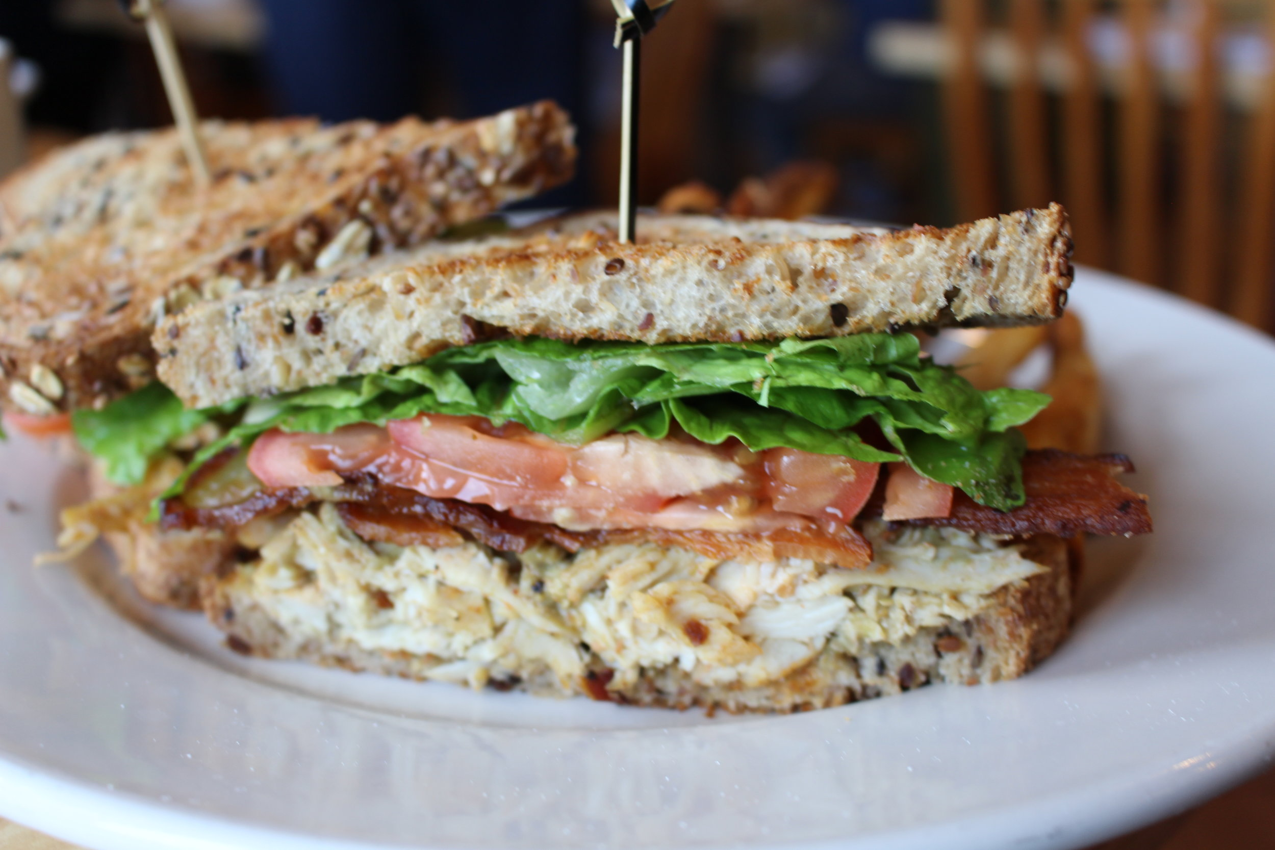 Chicken Avocado BLT