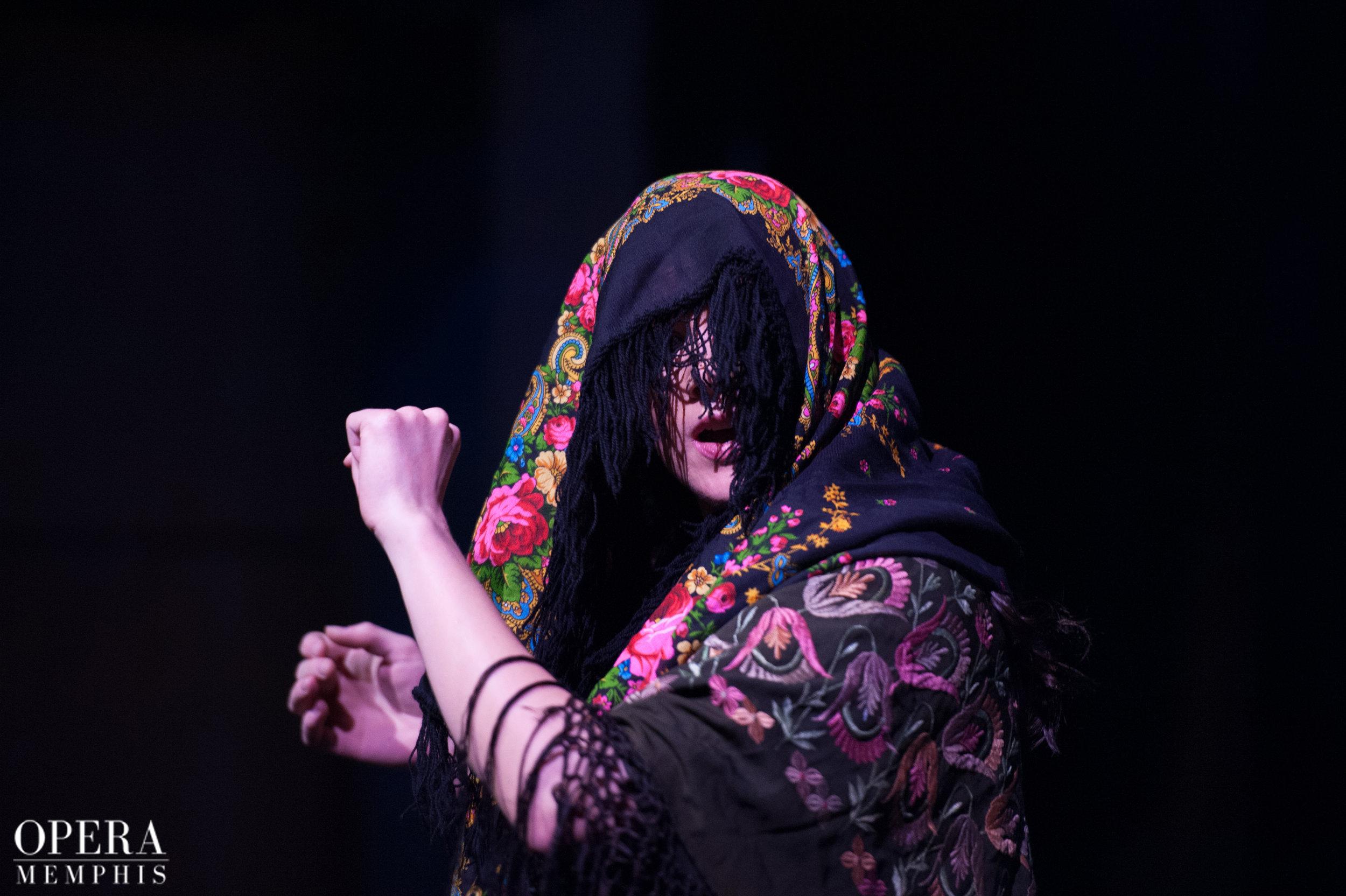 Photo Credit: Melissa Sweazy for Opera Memphis - - Les mamelles de Tirésias