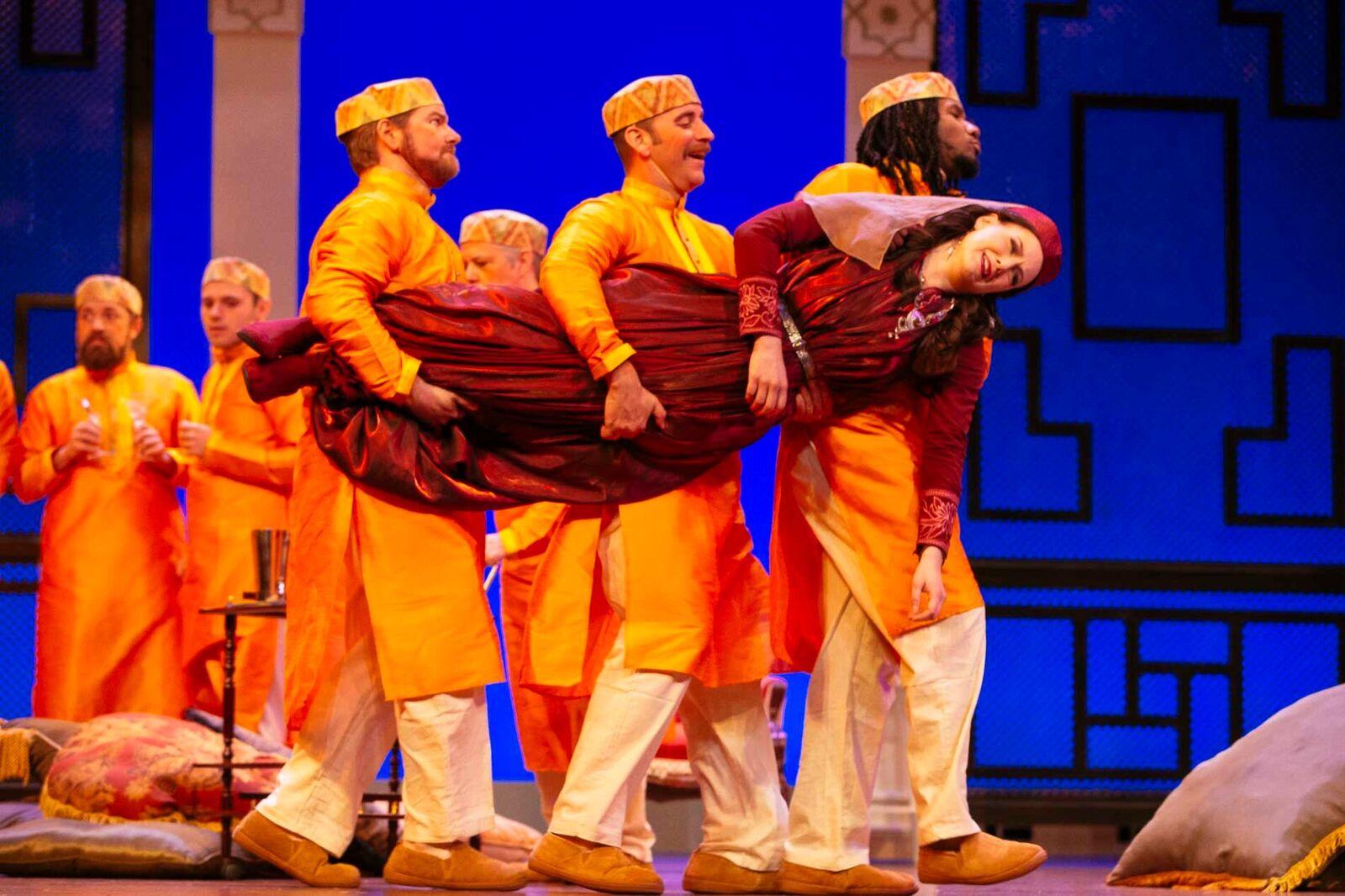 Photo Credit: Ziggy Mack for Opera Memphis - L'italiana in Algeri