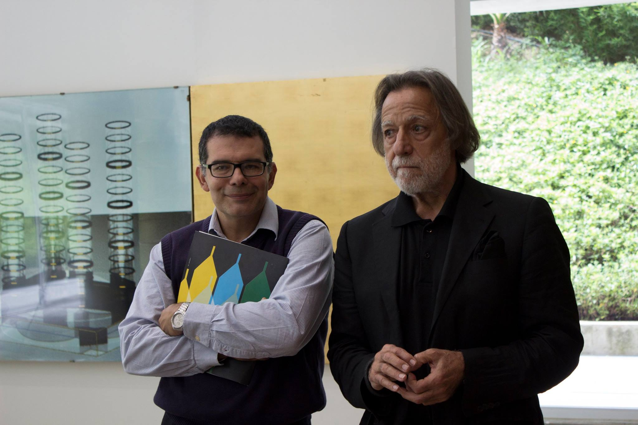 Sofía Imber, Rolando Peña,Jorge Gutierrez and Natasha Colebrook-Williams