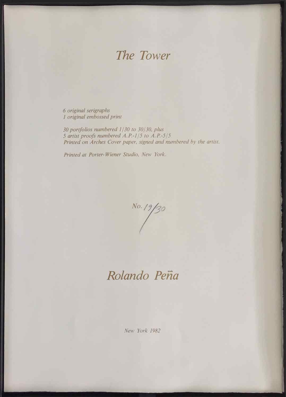Rolando-Peña_01_Solo_The-Tower_Photo-Silkscreens_Specs_1982.jpg