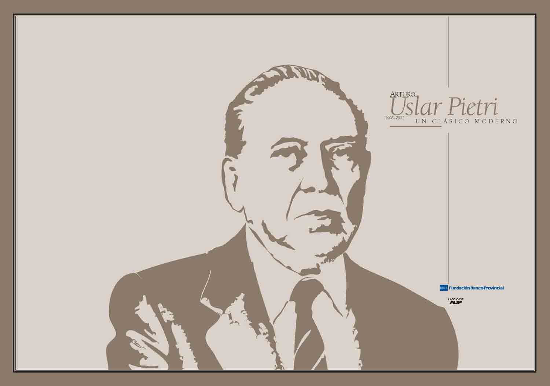 Catalog of Arturo Uslar Pietri Exhbition