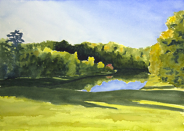 SOLD Solsberry Pond #2