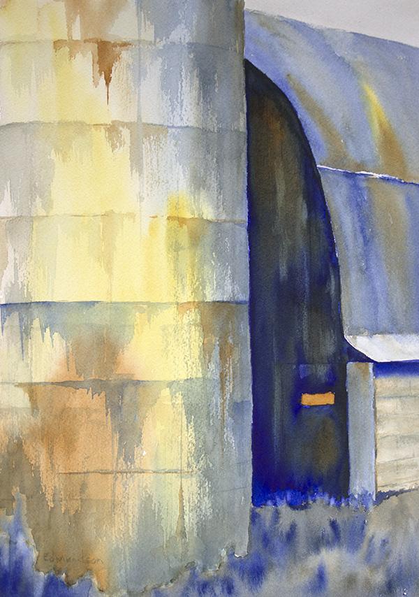 Barrel Roof Barn #2