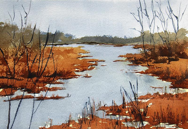 Beehunter Marsh - Thaw