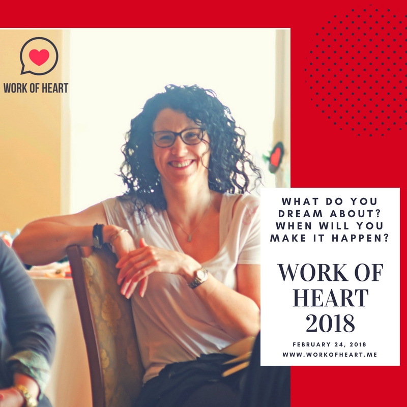 WORK OF HEART 2018