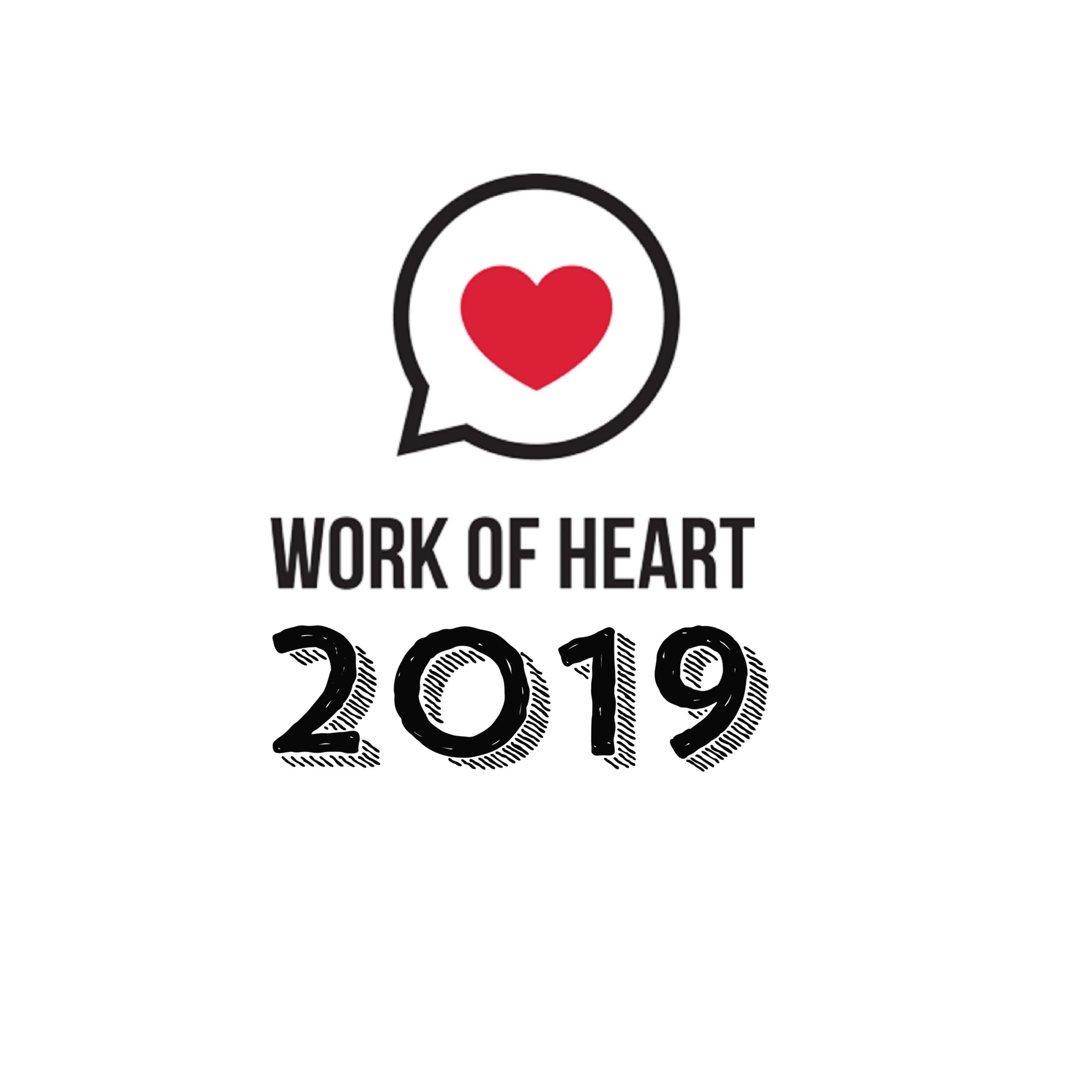WORK OF HEART 2019