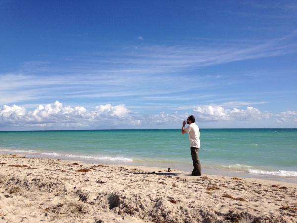 Miami Beach layover