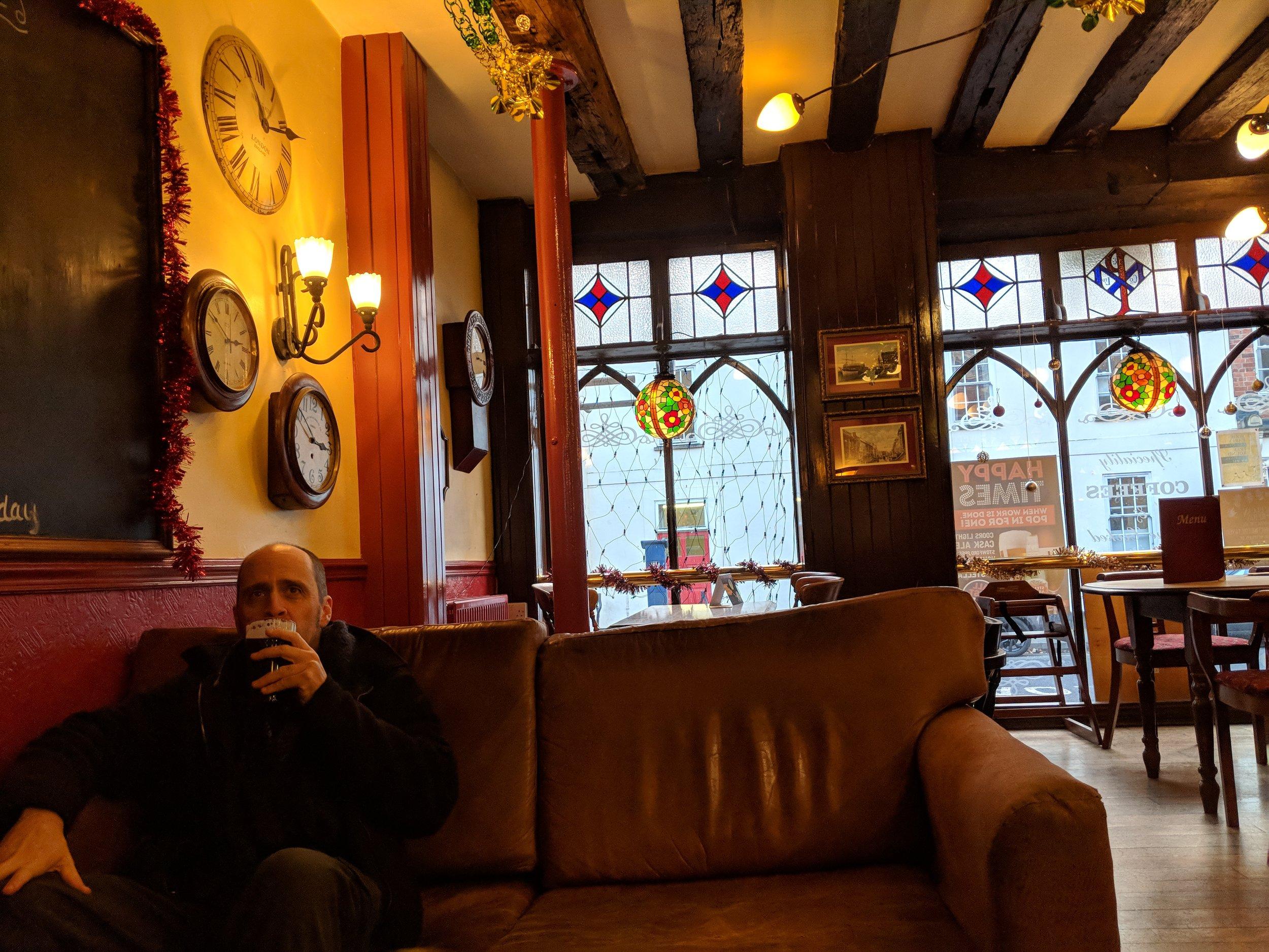 Dick Whittington's Pub