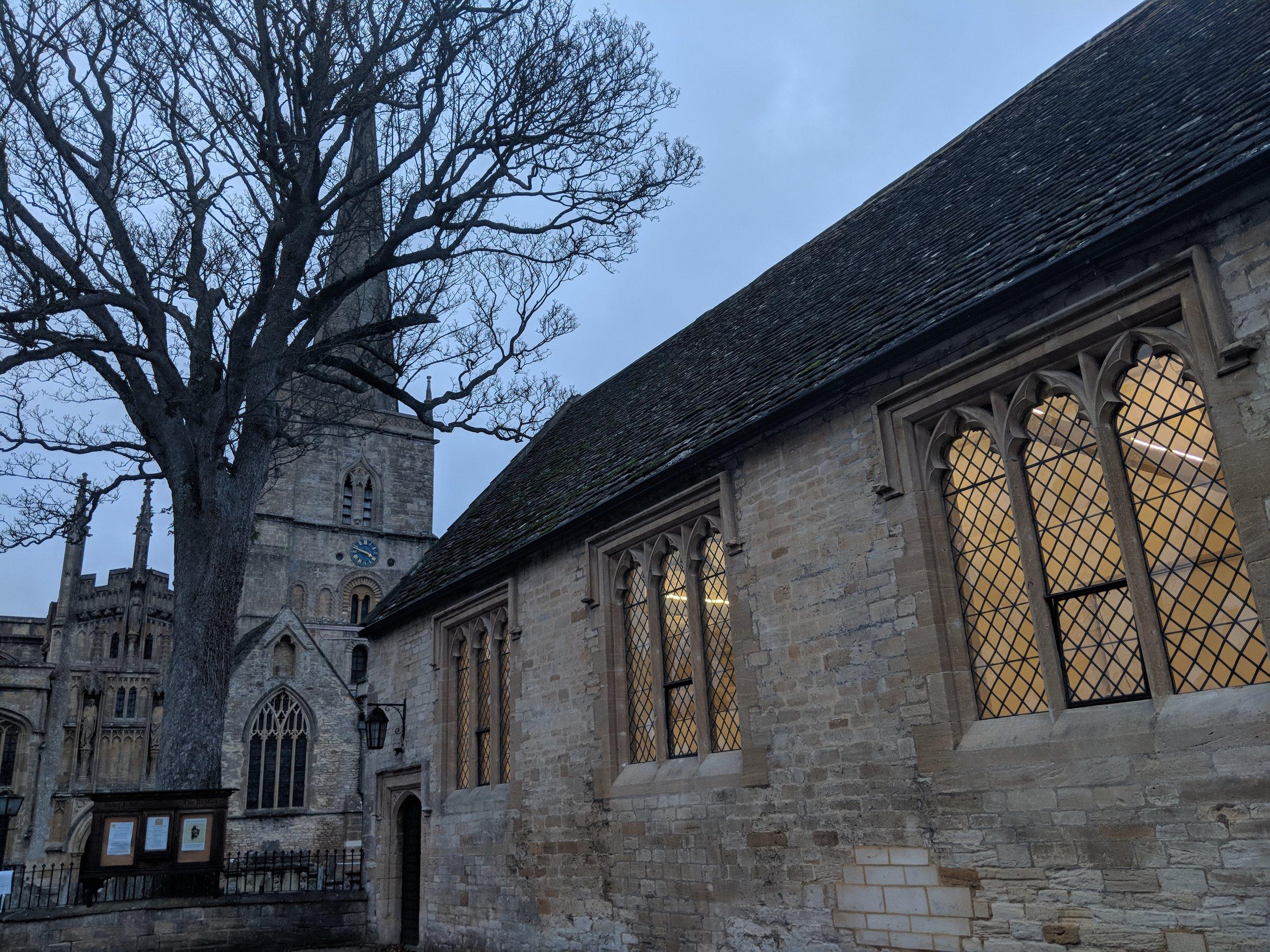 Burford Priory