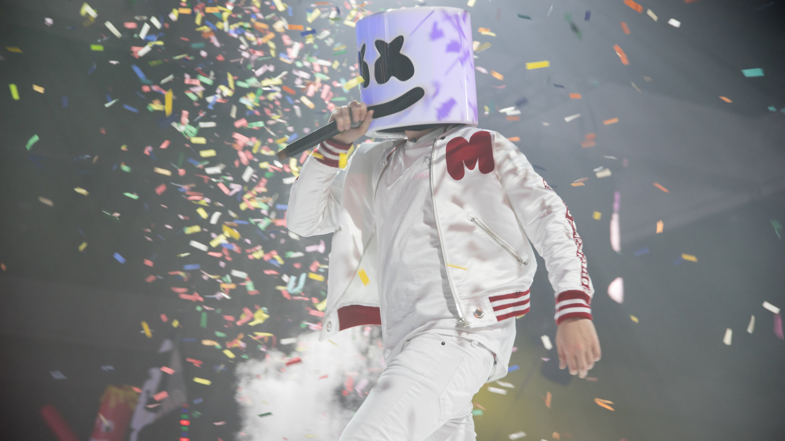 marshmello - LA Convention Center