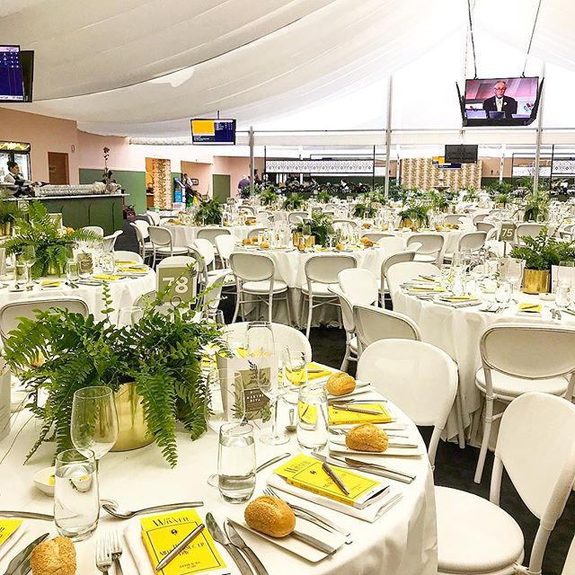 Another fantastic four days of shoeshining at Flemington during the 2018 #melbournecupcarnival thanks to @atlanticgroup