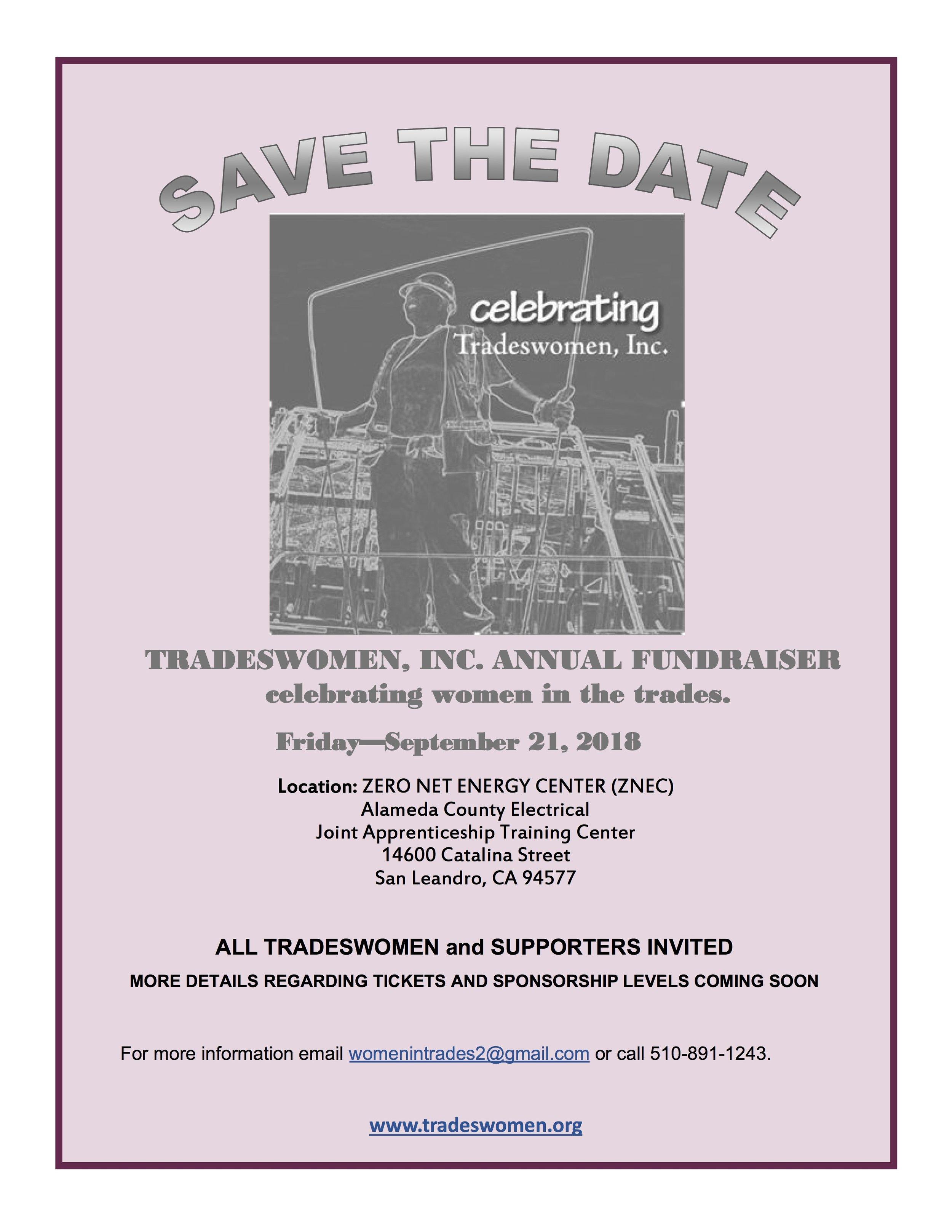 Tradeswomen Fundraiser_Save the Date51118.jpg