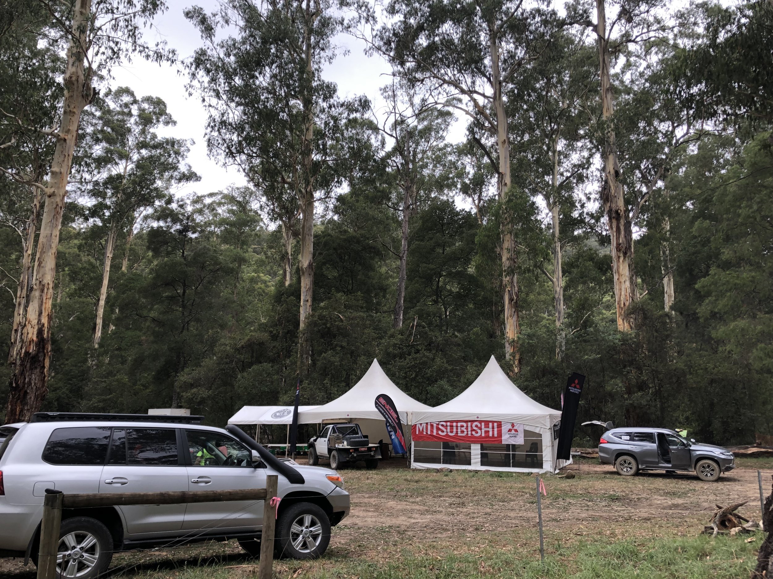 Pajero Challenge 2019 - supported by WICEN Victoria