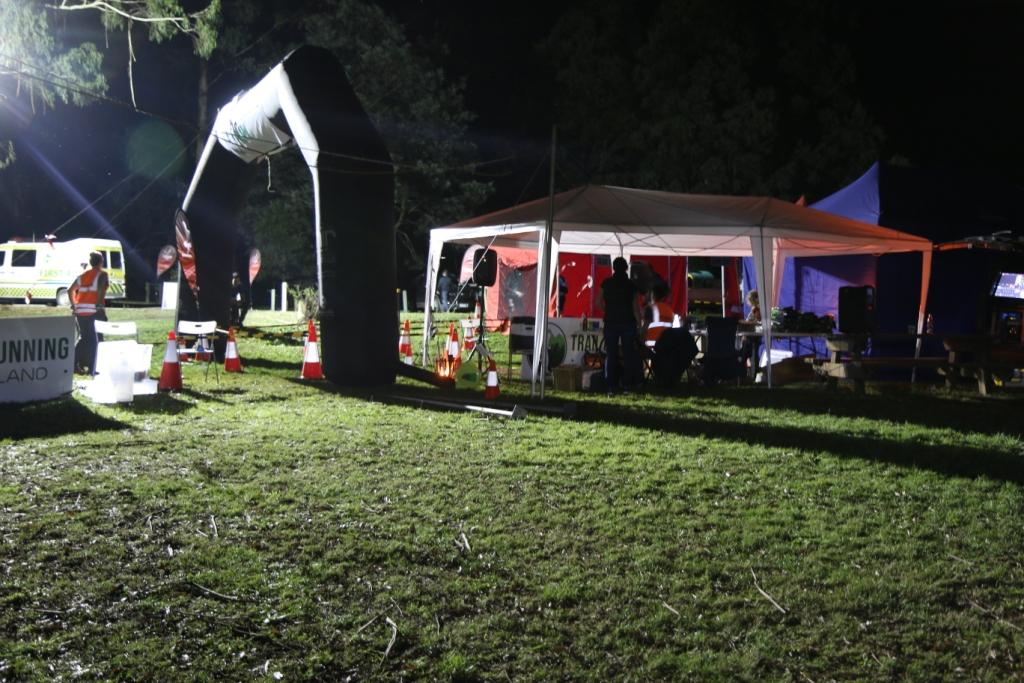 Night time operations @ Duncans Run 2019