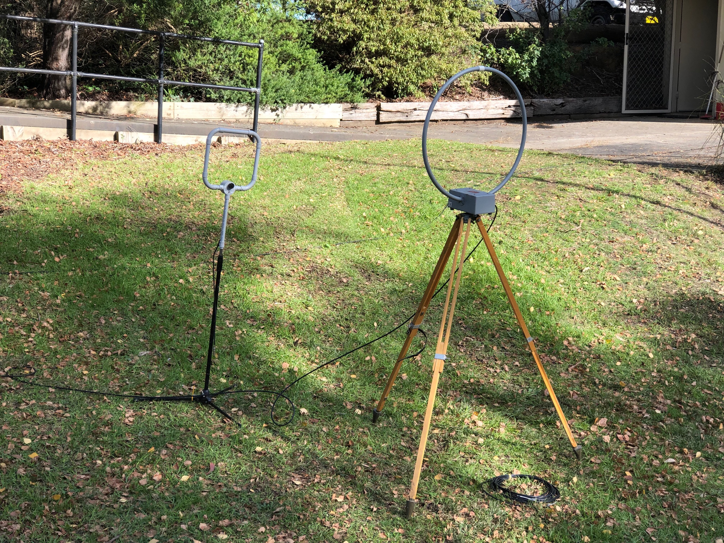 The rec. loop antenna's - 80M Antenna Shoot Out