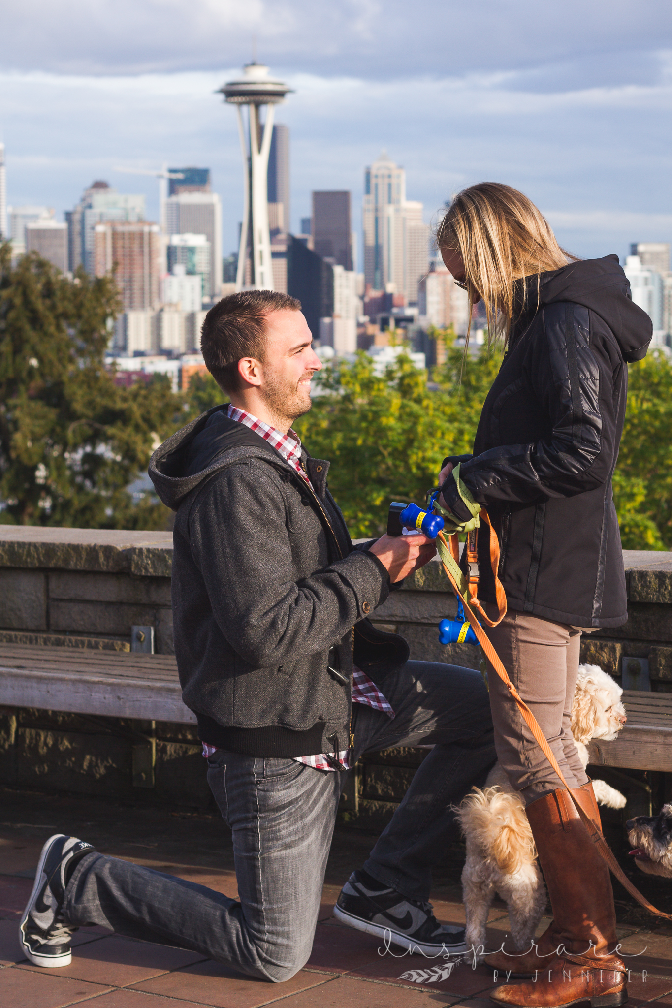Brian + Kelsey Proposal