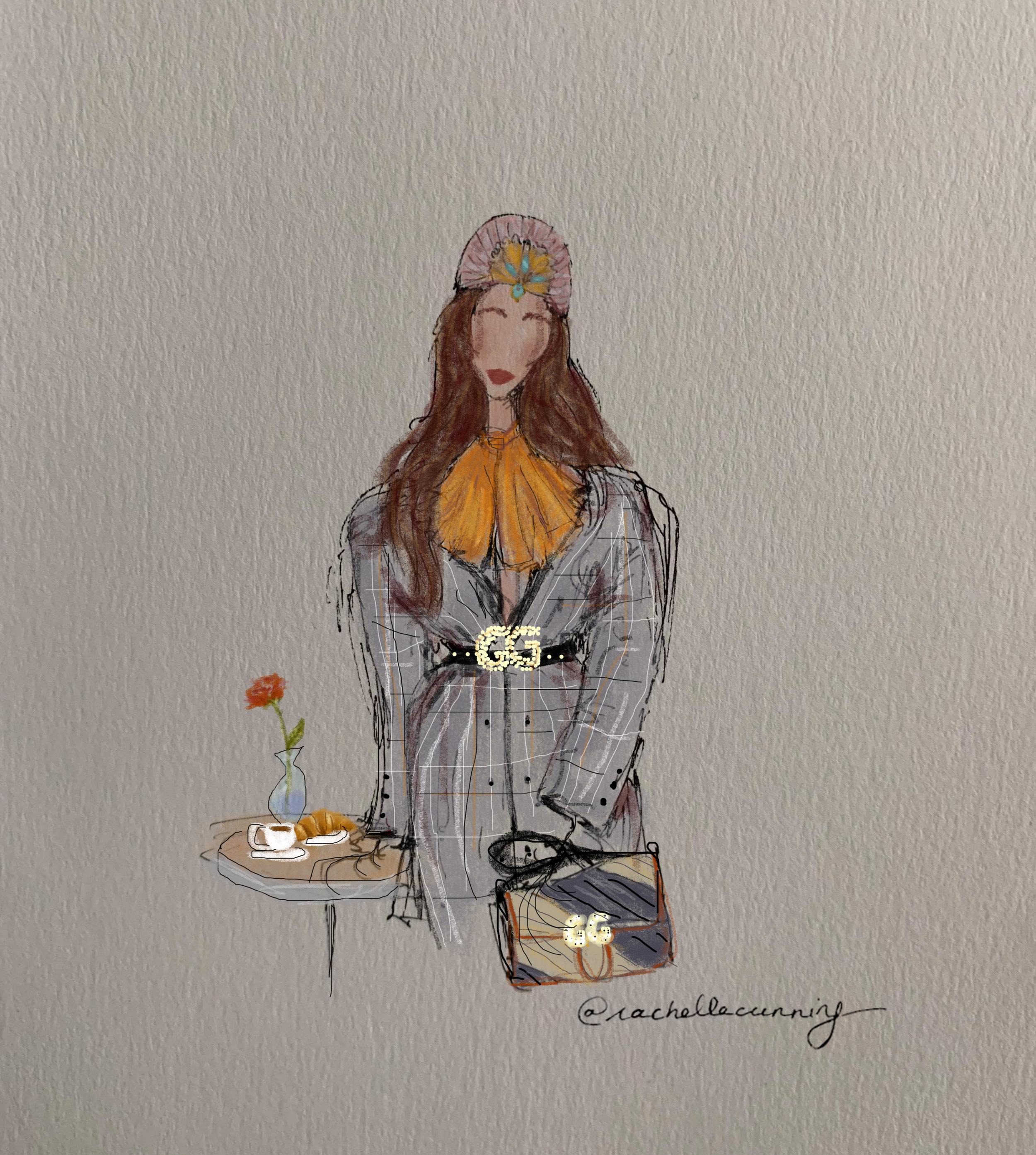 """Gypsy"" May 2019. Paris FR. (print available)"