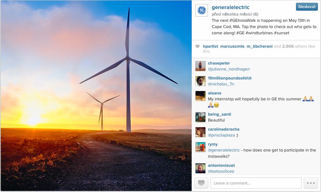 Marketing—General Electric on Instagram