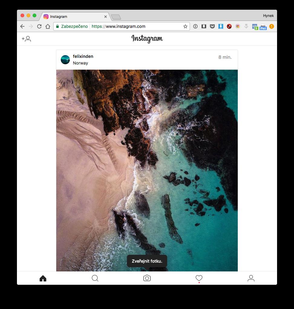 Jak sdílet fotky na Instagram z počítače_2.png