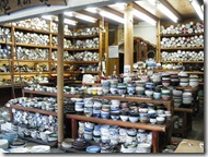 Kappabashi Ceramics Store