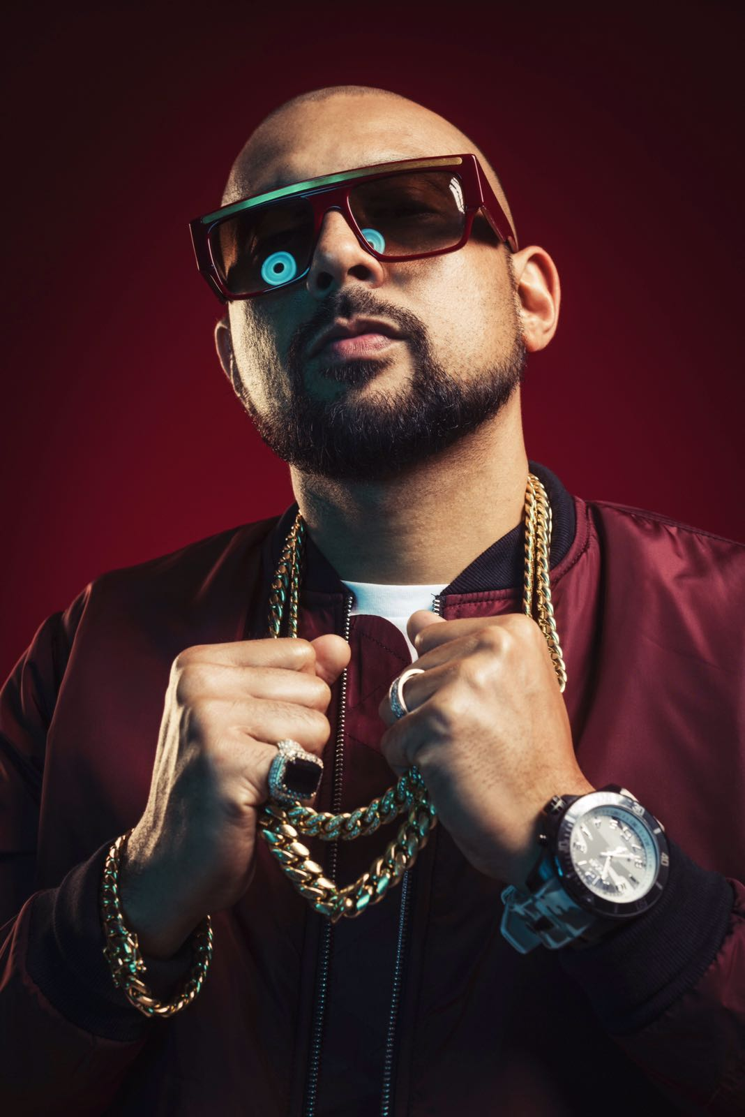 sean paul   official press shot for island records