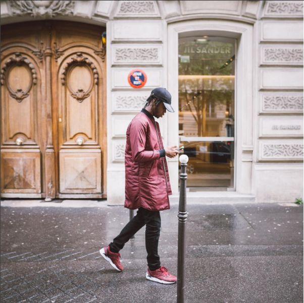 Krept   taking a stroll through paris on their european tour
