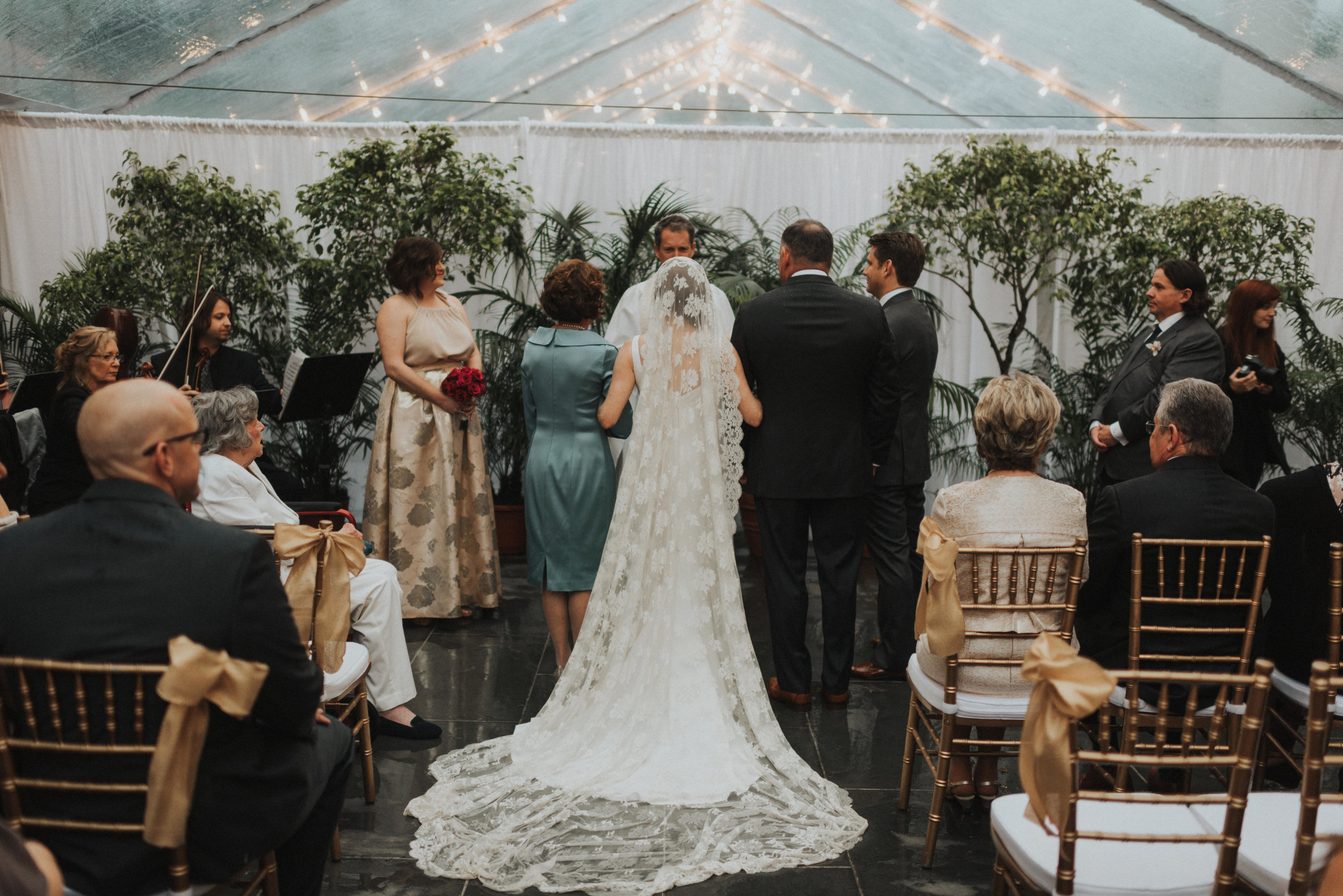 Southern Fete, Southern Wedding, Wedding Ceremony, Erin and Geoffrey Photography