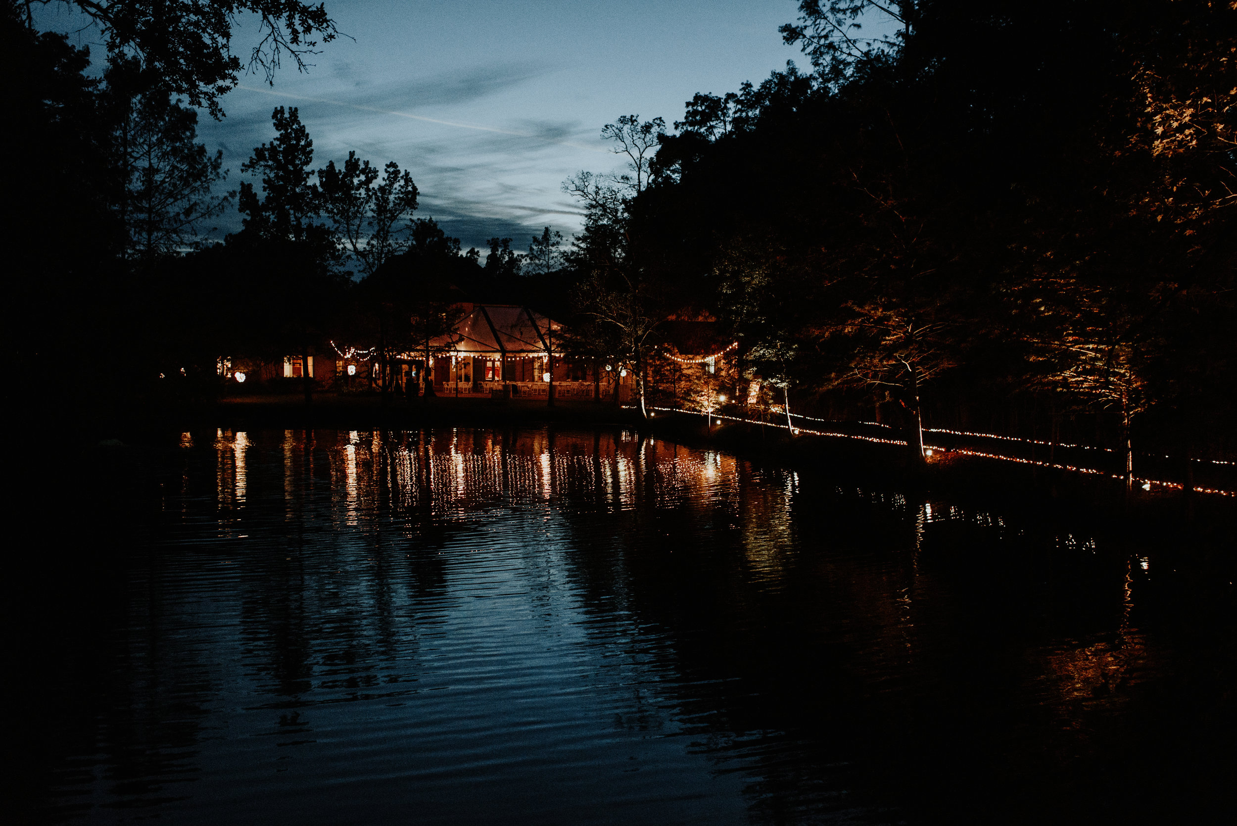 Southern Fete, Southern Wedding, Wedding lights, Hannah Mulligan Photography