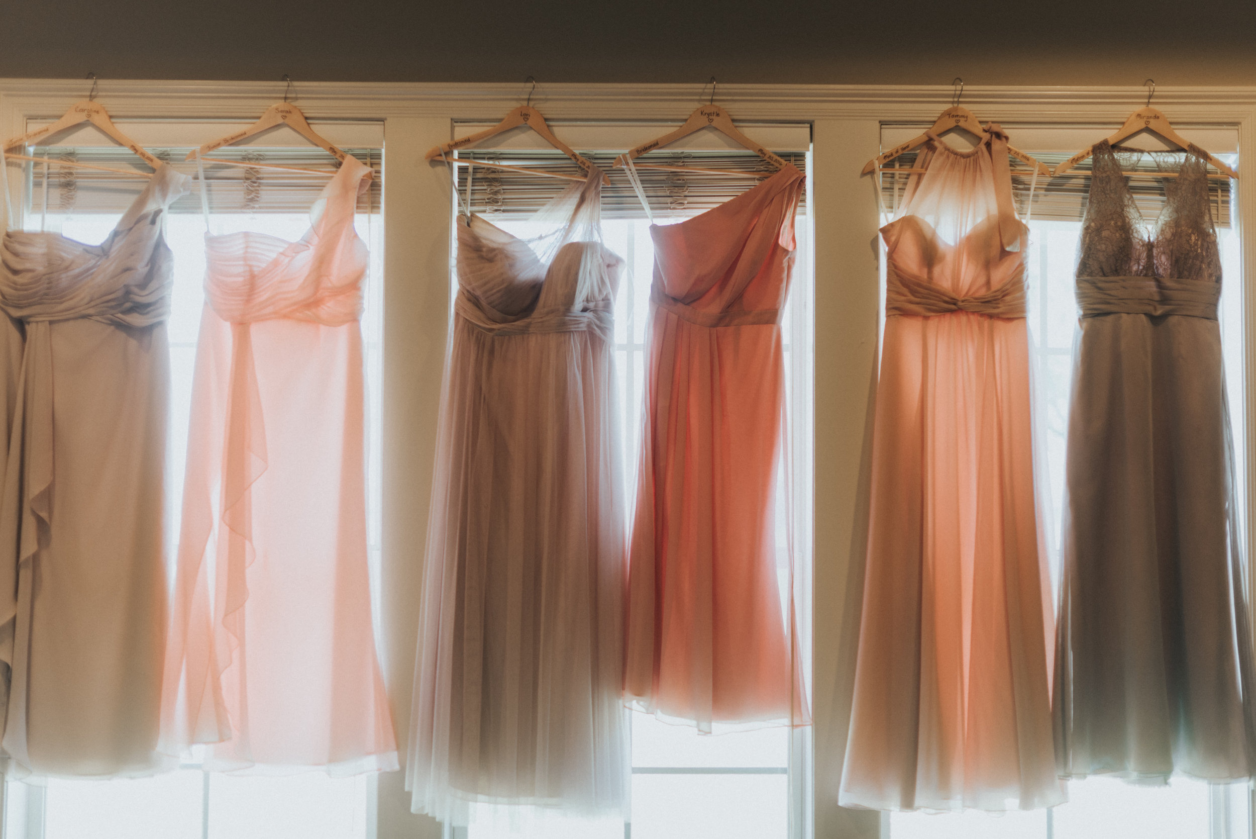Southern Fete, Southern Wedding, Bridesmaid Dresses, Erin and Geoffrey Photography