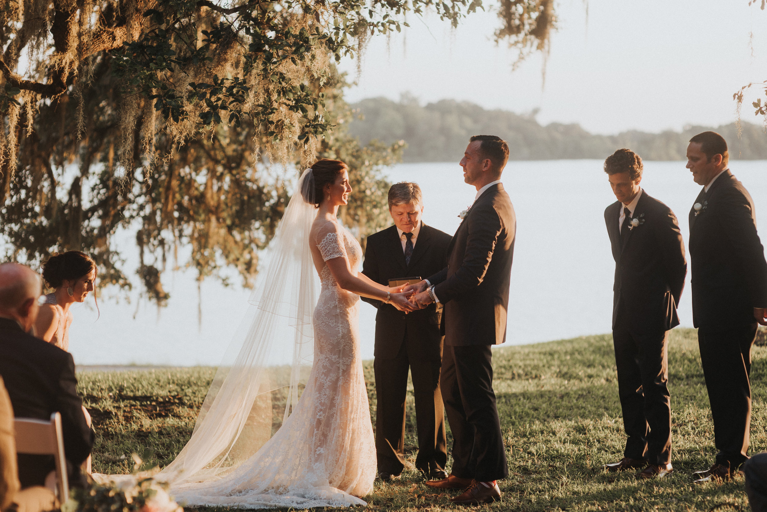 Southern Fete, Southern Wedding, Ceremony, Crystal Weddings, Erin and Geoffrey Photography, 63 Films
