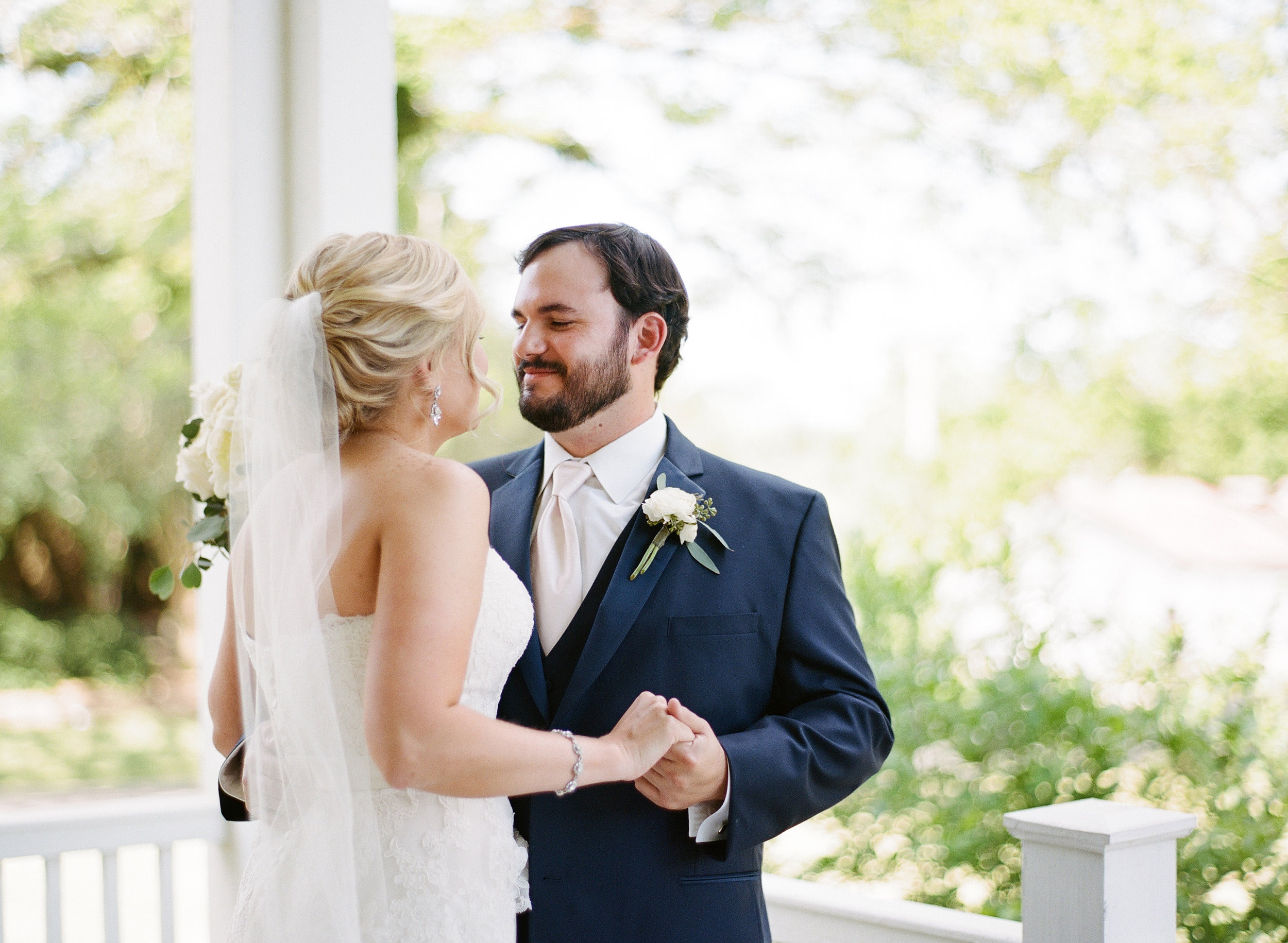 Southern Fete, Southern Wedding, Bride and Groom, Catherine Guidry Photography, Styled by Michelle Judice