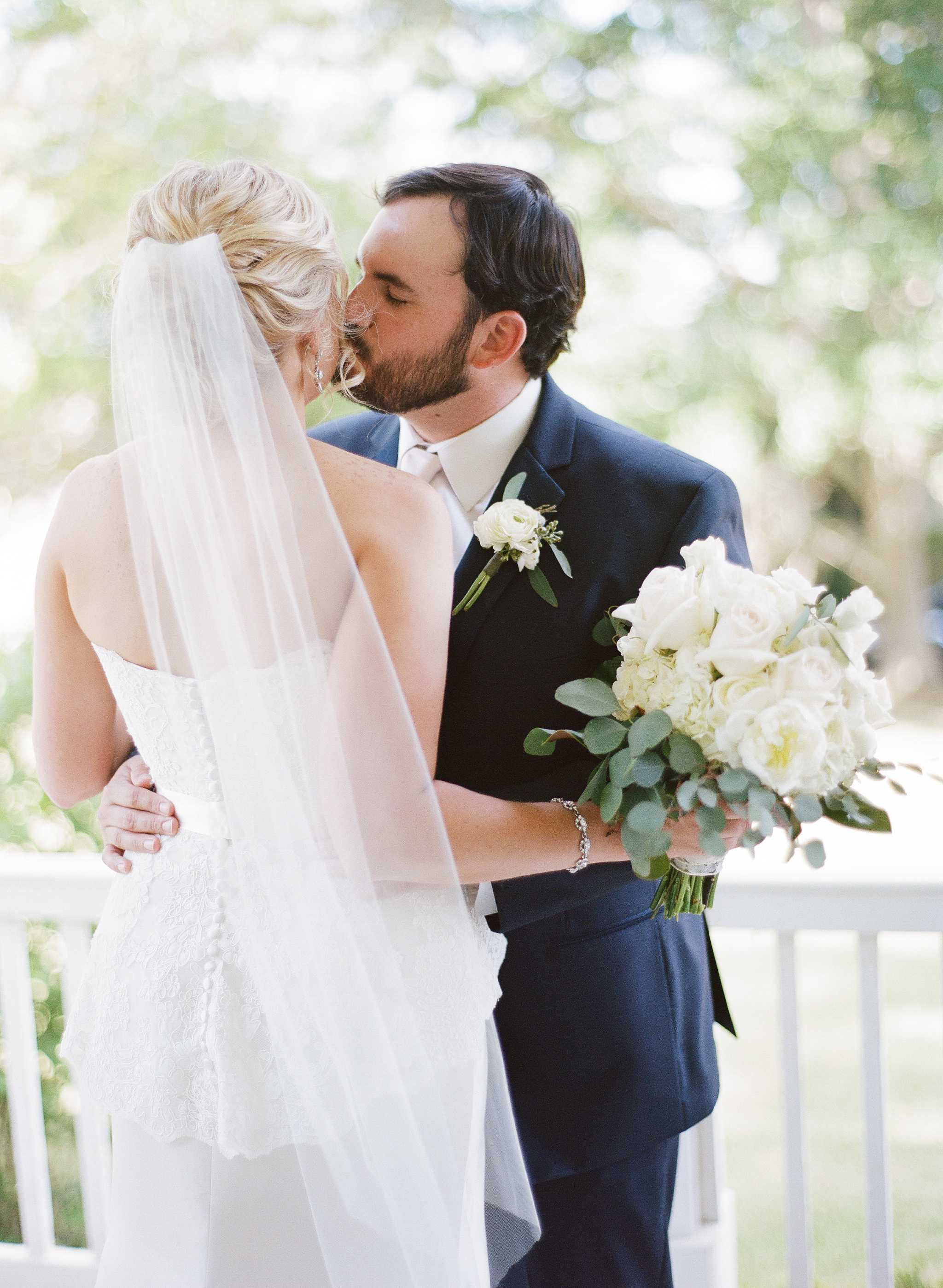 Southern Fete, Southern Wedding, Bride and Groom, Flowers by Rodney, Catherine Guidry Photography