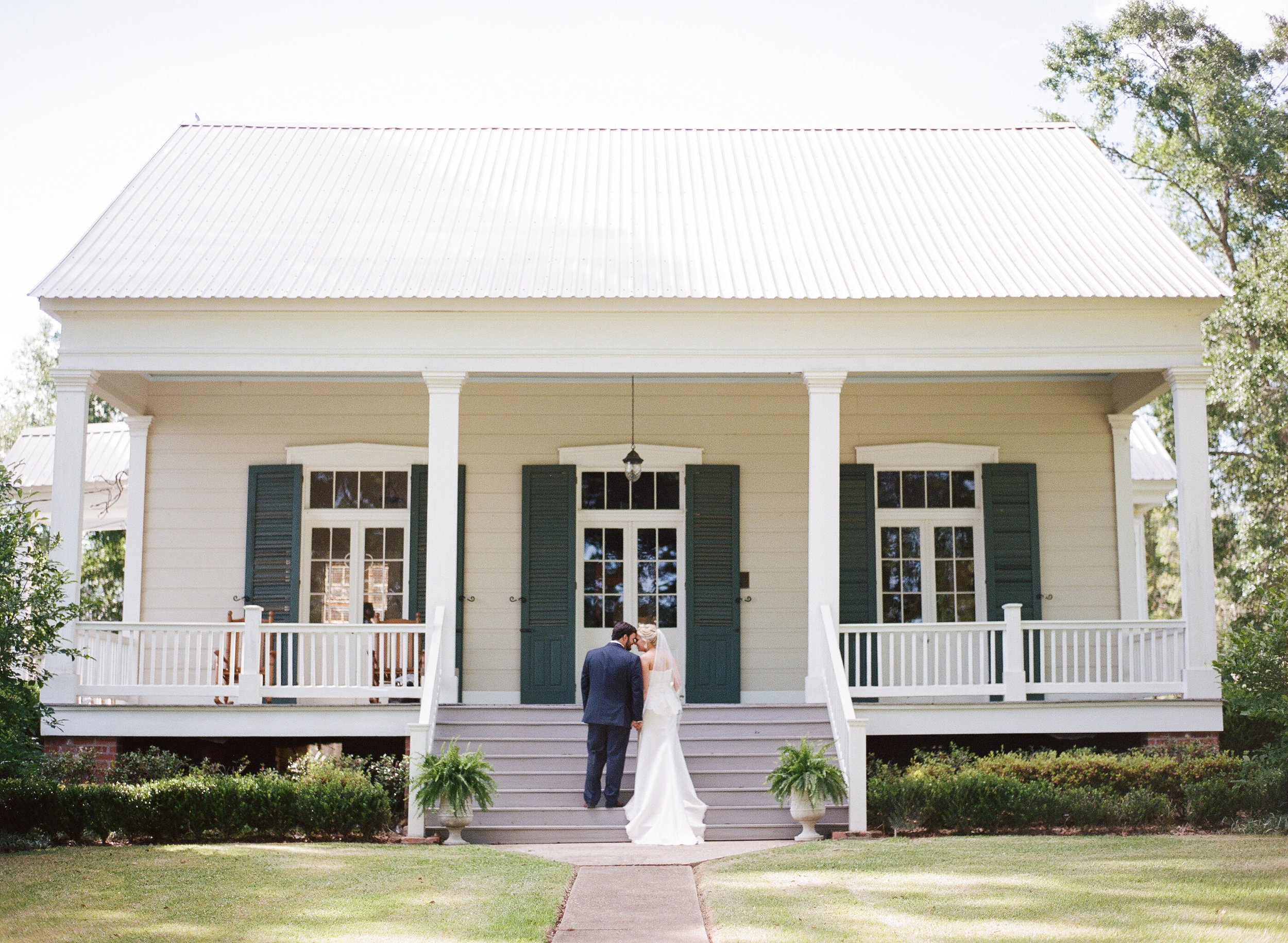 Southern Fete, Southern Wedding, Bride and Groom, Catherine Guidry Photography