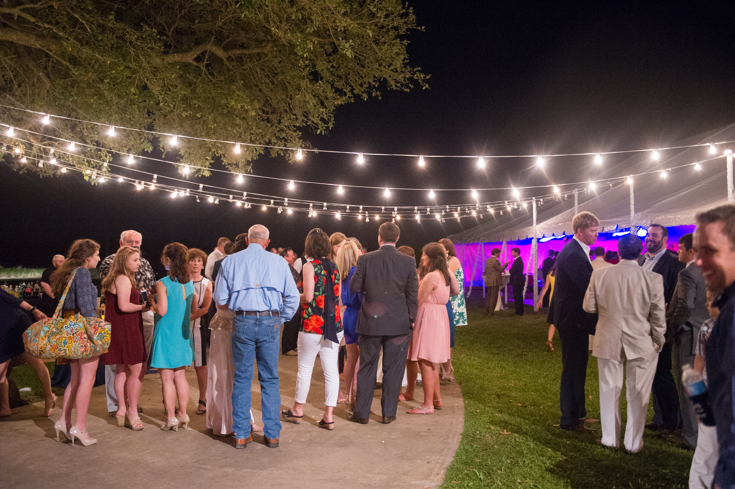 Southern Fete, Southern Wedding, Reception, Party Central, Bottoms Up