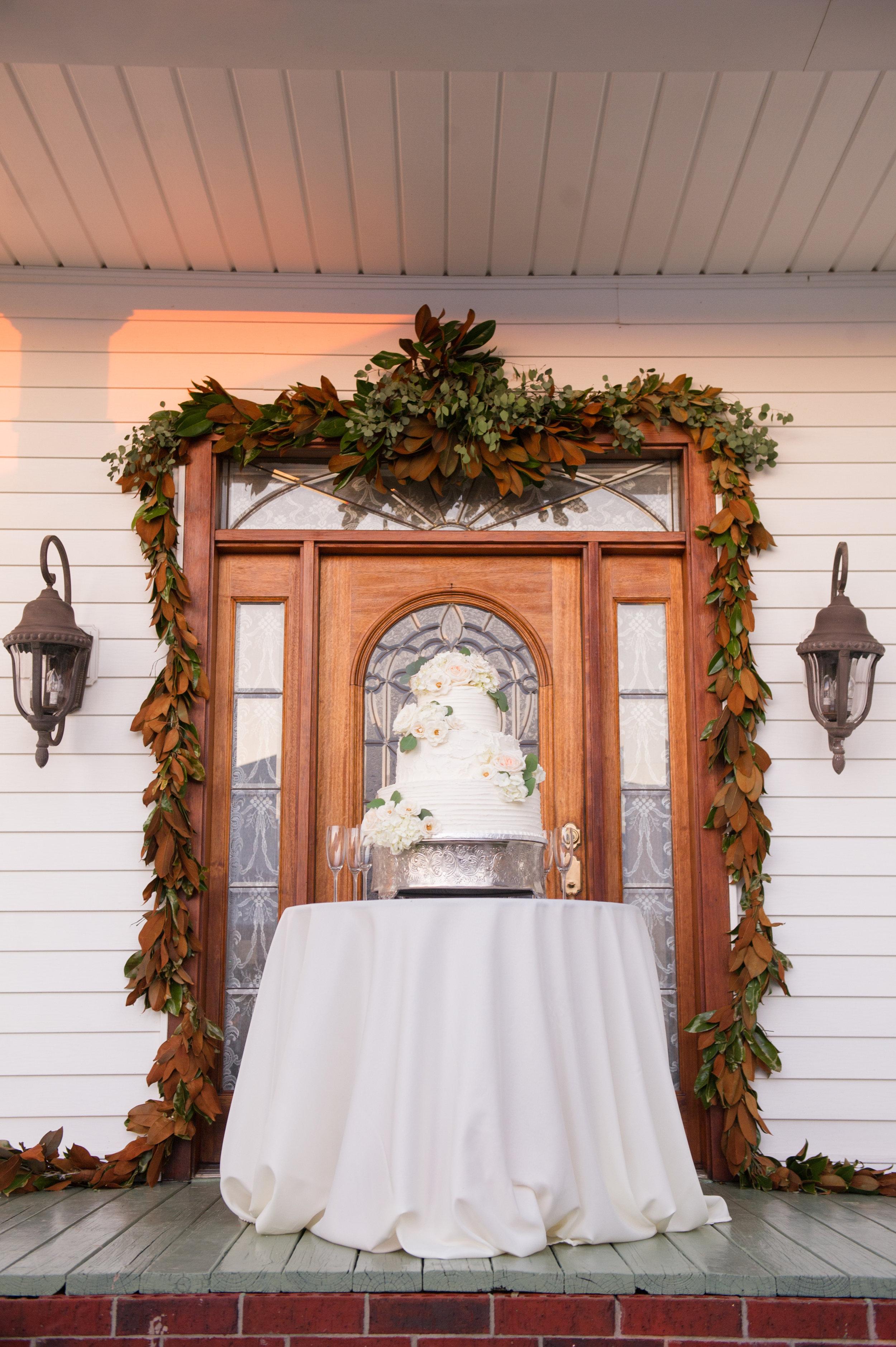 Southern Fete, Southern Wedding, Sugar Belle by Elise, Bride's Cake