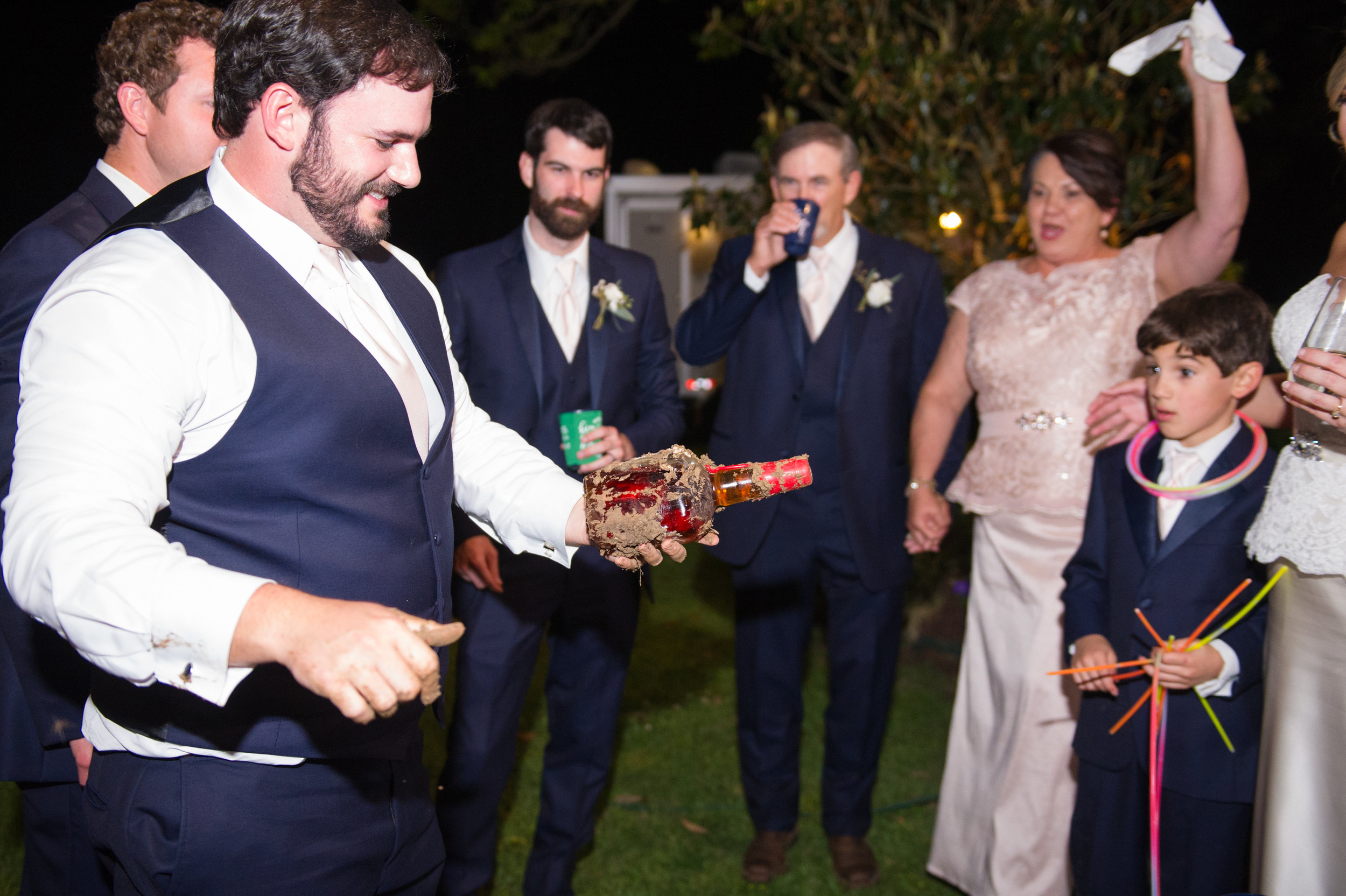 Southern Fete, Southern Wedding, Bottoms Up, Catherine Guidry Photography