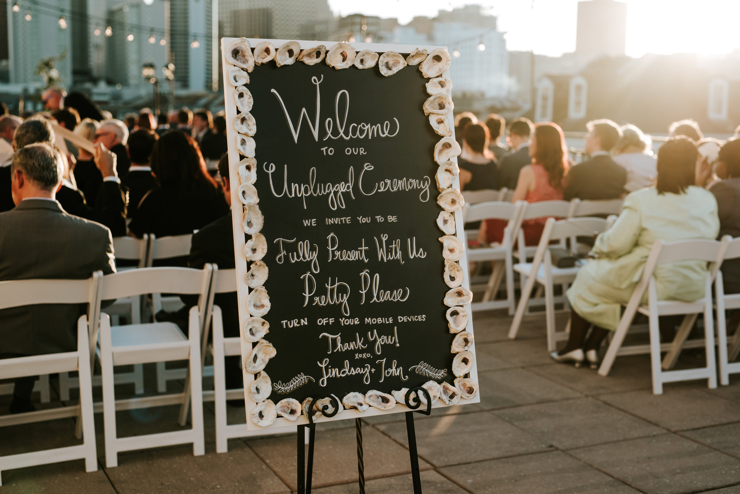 Southern Fete, Southern Wedding, Welcome Sign, Outside Wedding, Hannah Mulligan Photography