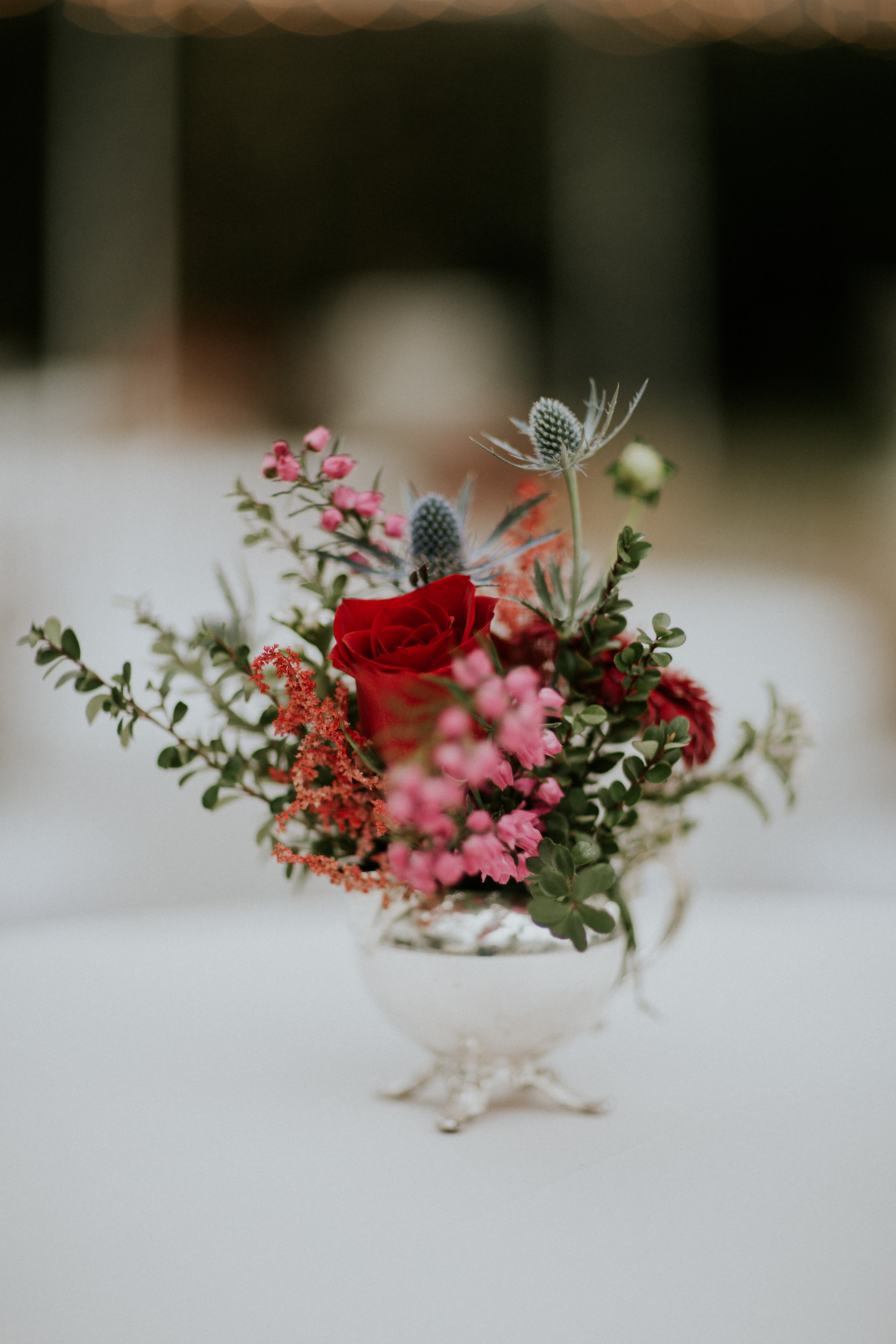 Southern Fete, Southern Wedding, Leona Sues, Flower center piece