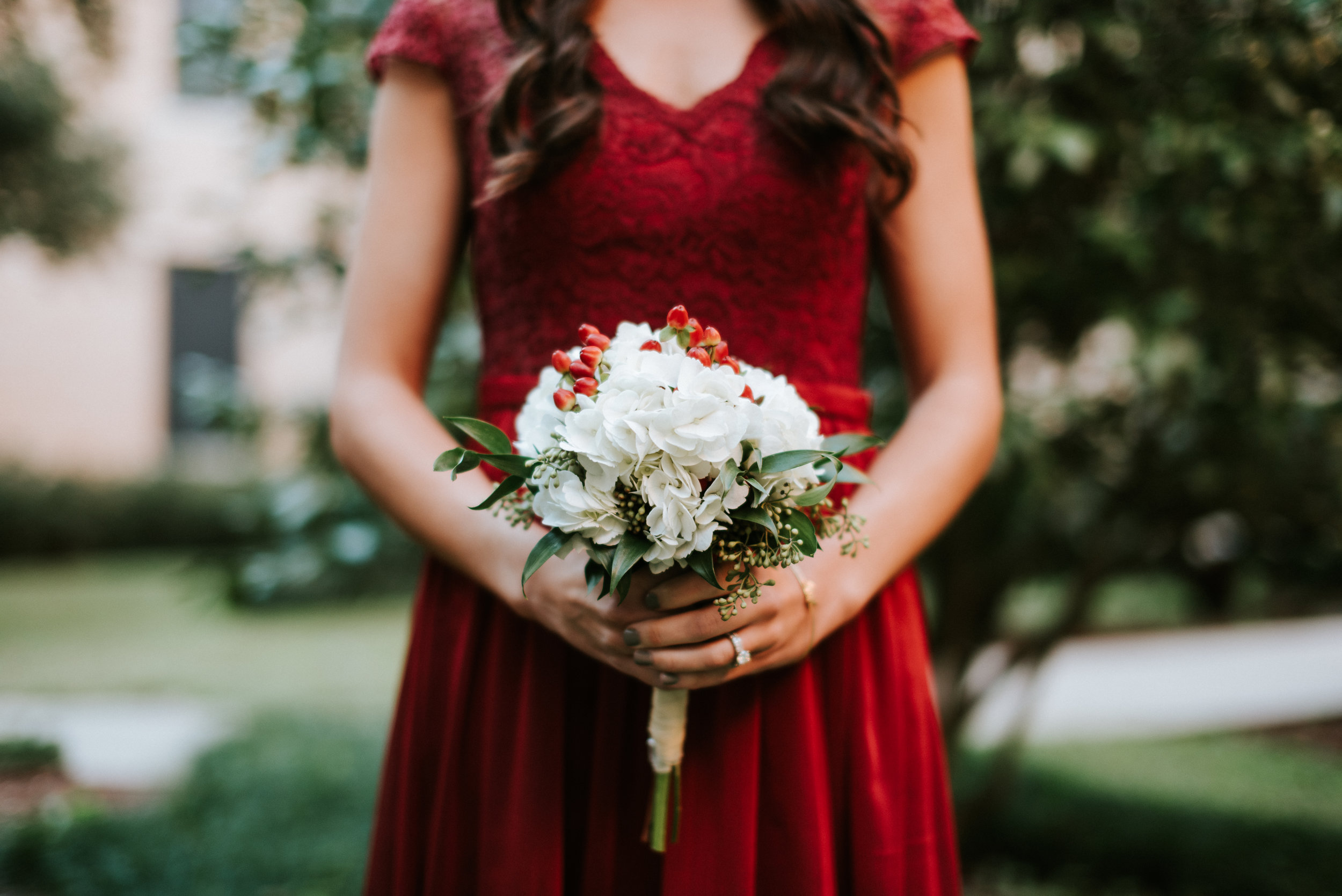 Southern Fete, Southern Wedding, Bridesmaid Bouquet