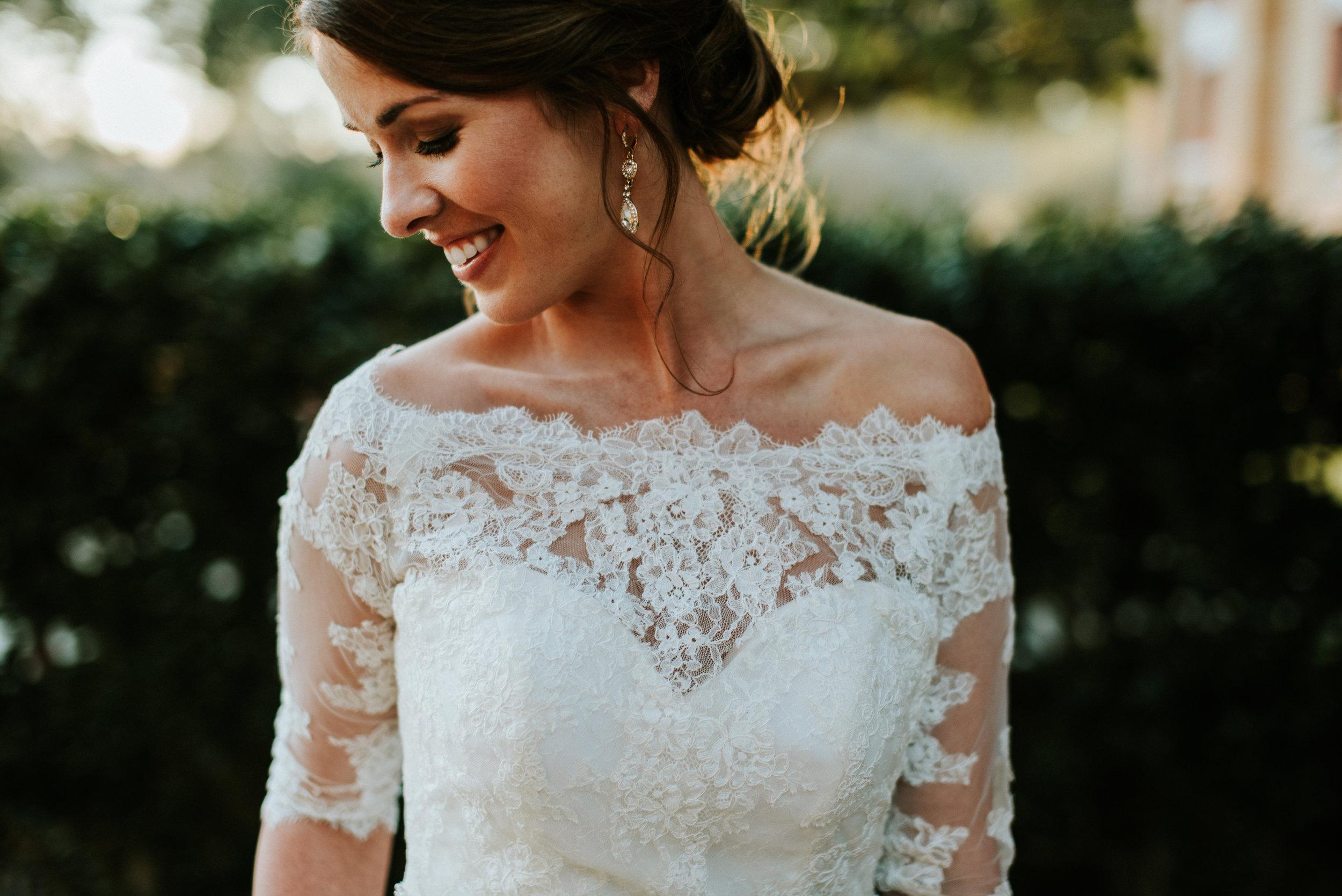 Southern Fete, Southern Wedding, Bride, Hannah Mulligan Photography