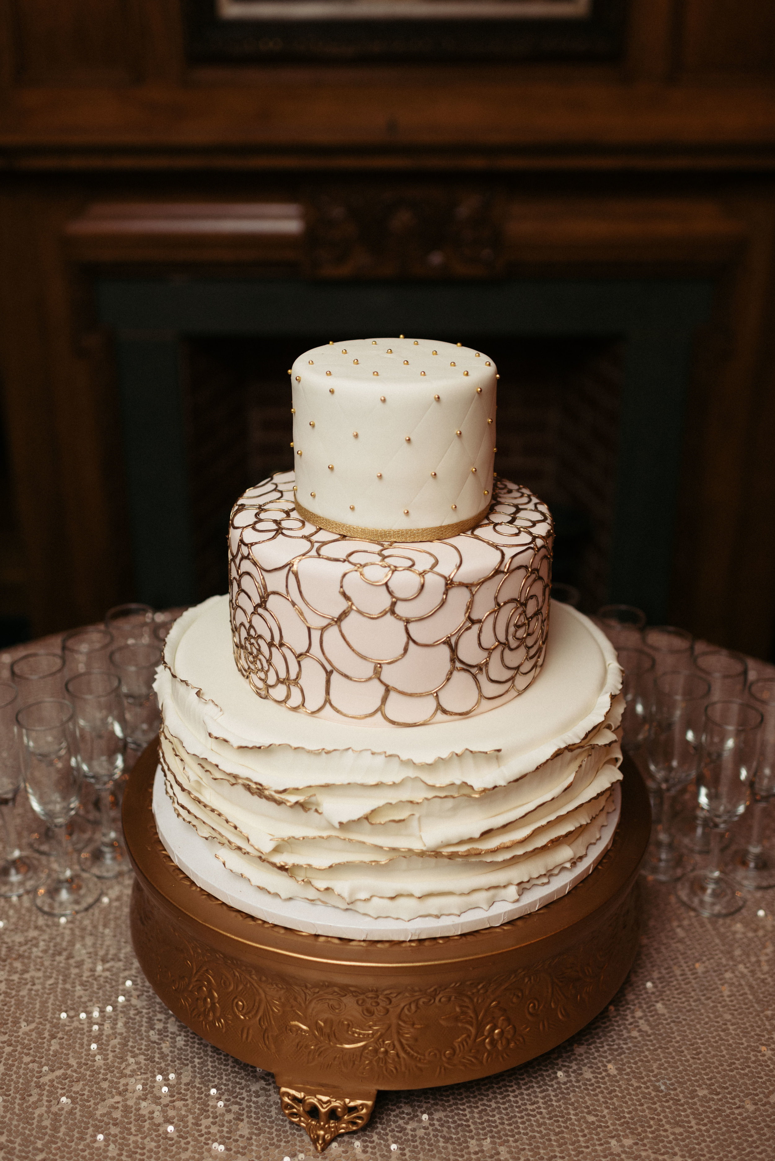Southern Fete, Southern Wedding, Sky's the Limit Cakes