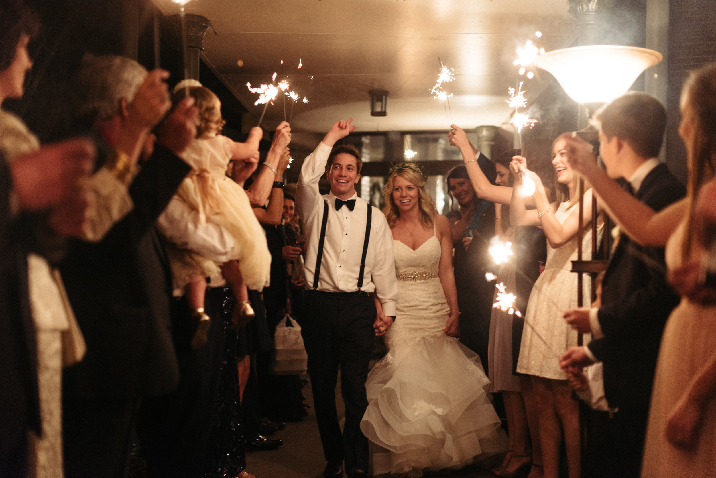 Southern Fete, Southern Wedding, Reception, Rockin' Dopsie, Sparkler's, Petroleum Club